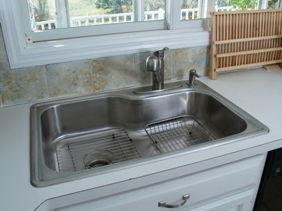 How To Remove Kitchen Sink Without Destroying Countertop
