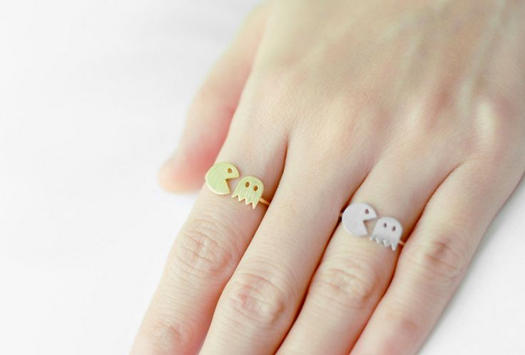 Pacman Ring   €10.00 - In Stock