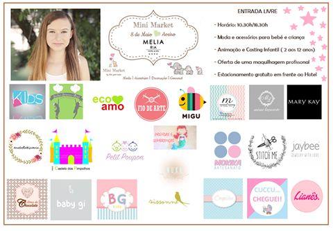 For girls: Mini Market em Aveiro!