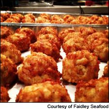 Faidley Seafood's Crab Cakes | Seasonal | News & Features | Wine Spectator
