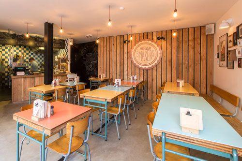 Gespot: Burgerbar - Utrecht  http://www.vtwonen.nl/blog/hotspot-blog/gespot-6.html