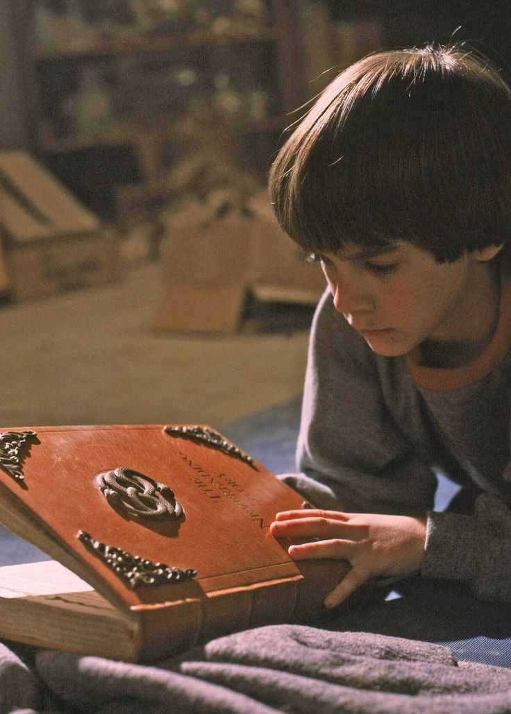 Barret Oliver in The NeverEnding Story (1984)