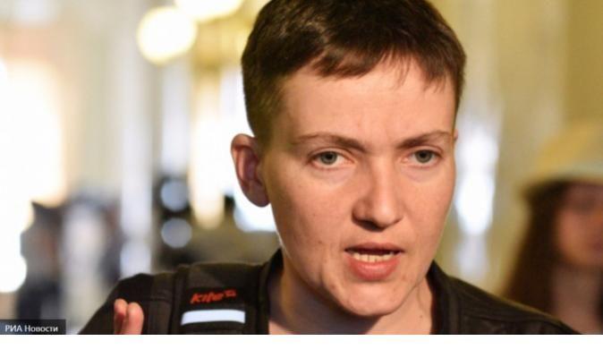 У мережі опублікували запис скандальної заяви народного депутата Надії Савченко про готовність поїхати на окупований Донбас, щоб вступити в прямі переговори з ватажками бойовиків ДНР і ЛНР