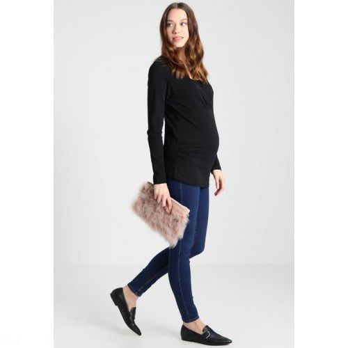 b2cb5b0e9577c NEW LOOK Dark Blue Maternity Over Bump Jeggings Pregnancy Jeans in Sizes 8  - 18 #fashion #clothes #shoes #accessories #womensclothing #maternity (ebay  link)