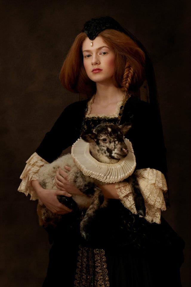 Rembrandt Portrait Ring