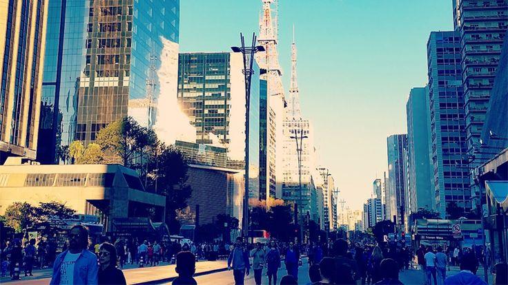 Avenida Paulista: Opened On Sundays