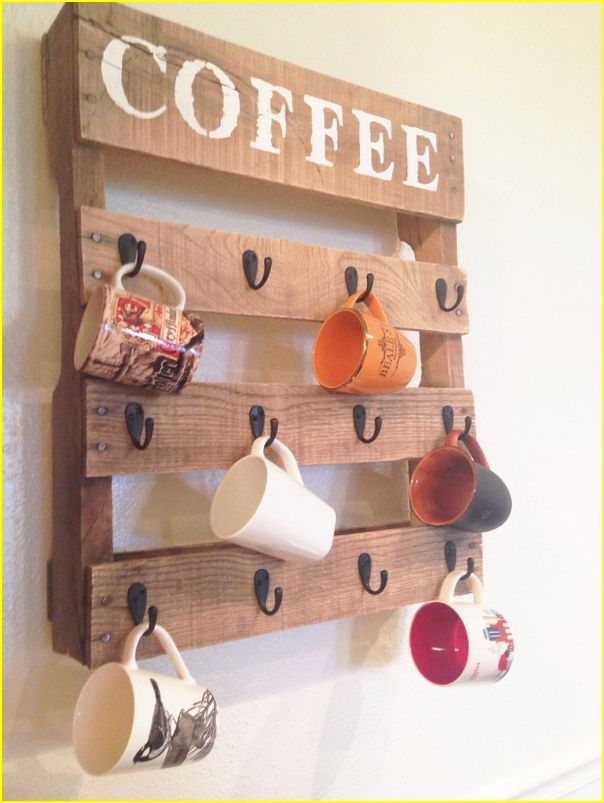 nice Top 140+ The Best DIY Pallets for Kitchen