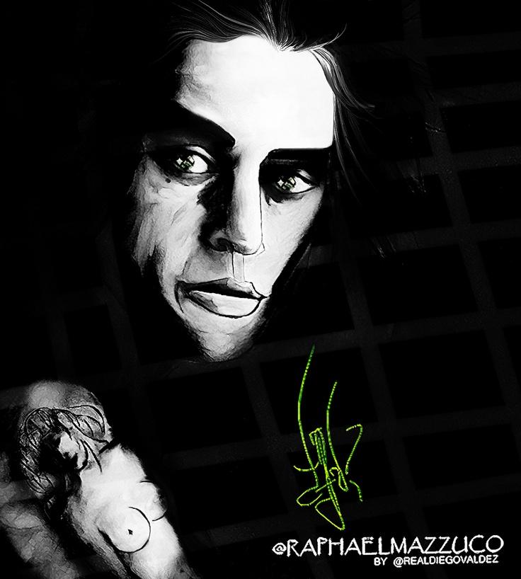"""""""Rapha"""" by Diego Valdez"""