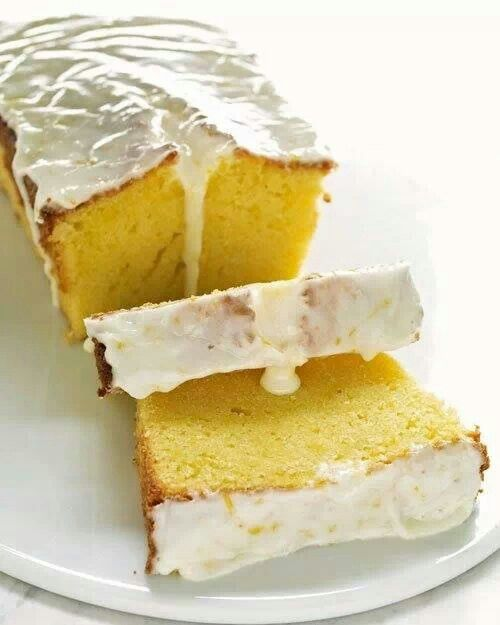 Meyer lemon pound cake | Baking | Pinterest