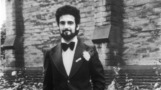 The Yorkshire Ripper, England. Peter Sutcliffe murdered at least 13 women and tried to kill at least seven more with a hammer in the late '70s. The original investigation was supposedly quite a mess, and as a result, Yorkshire police weren't able to connect many of the cases until after the crimes had been committed. He's in prison and will never be released.
