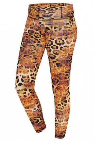 Leggings FL Brown Leopard | Brasilfit South Africa | Style IQ 2013