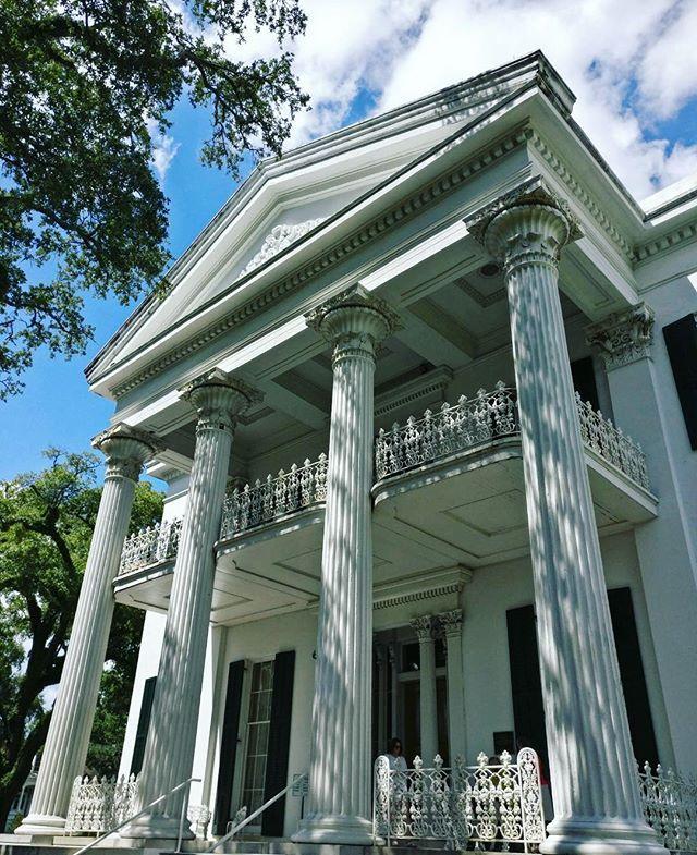 Natchez nel mississippi una cittadina famosa per le case for Case d epoca