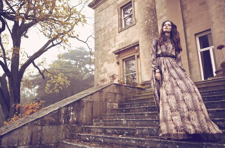 Maisonette: Jolie Goodnight's Blog: {Modern Day Decadence} #style #fashion #fall