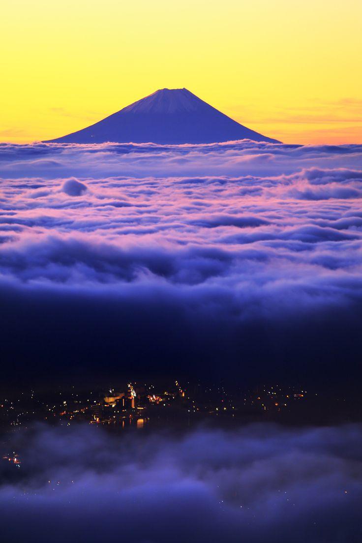 Heaven And Earth by makoto mizuki on 500px