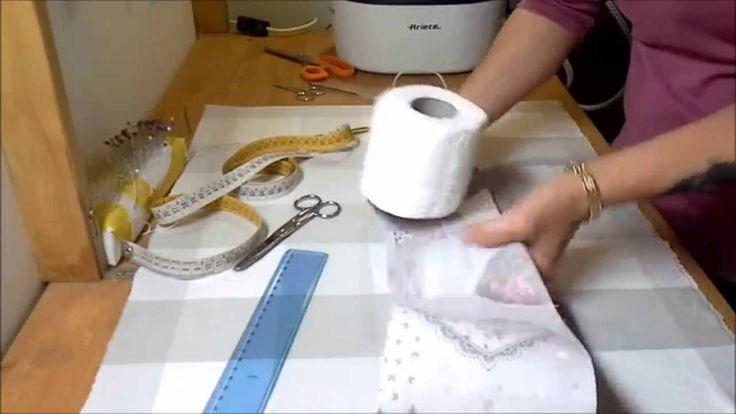 Oltre 25 fantastiche idee su cestini da cucito su - Come fare un porta lettere ...