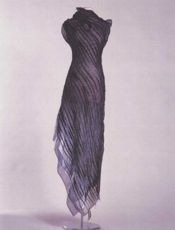 Transparante jurk