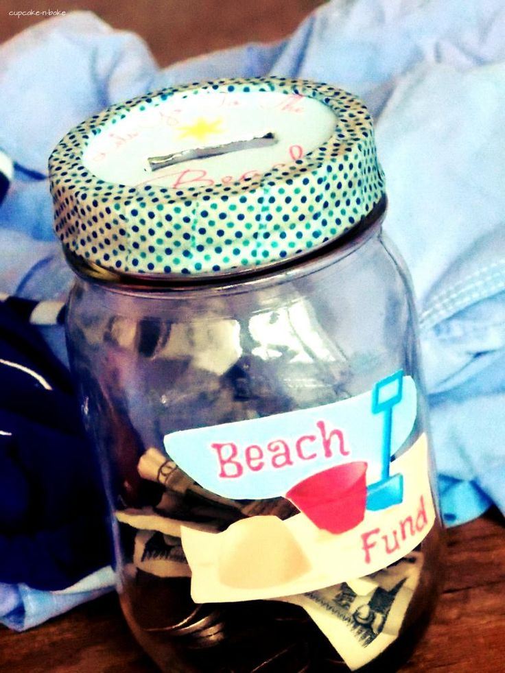 25 unique money jars ideas on pinterest travel fund for Cool money jars