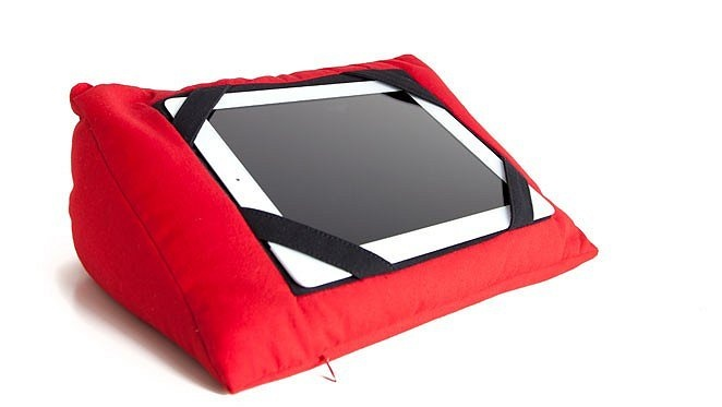 Win Win Deals! - The iPad and Android Tablet Pillow Rest provides Protection and Sturdy Support ensuring Comfort. Just $19 Delivered!