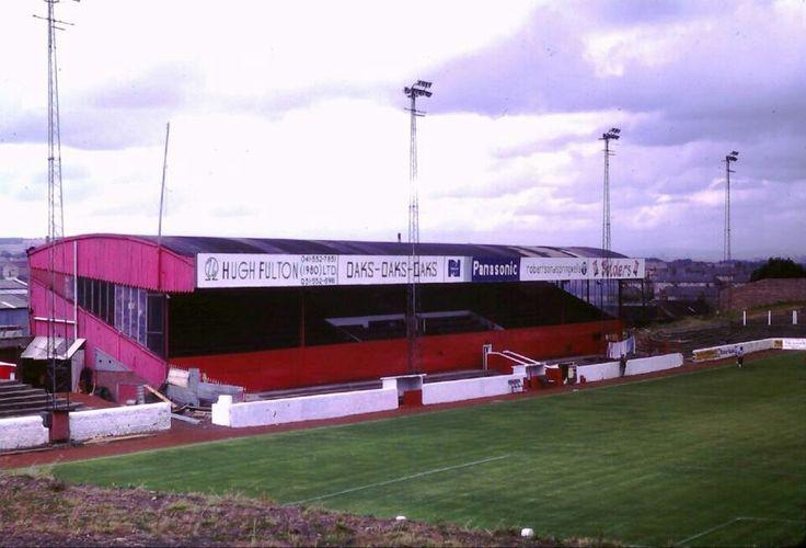 Douglas Park: Former home of Hamilton Academical F.C.