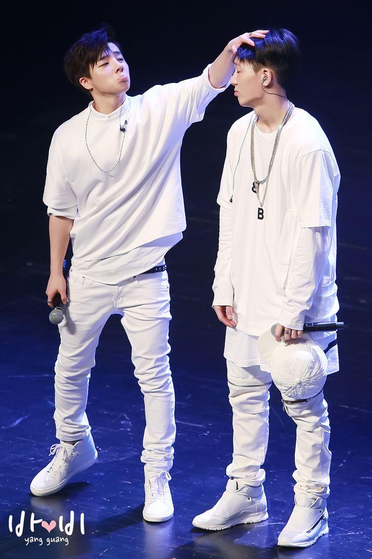 Jinhwan, Bobby #iKON #Mix&Match #YG