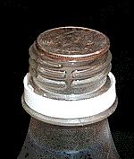 Clickety-Clackety Coin.  Looks like a fun experiment to demonstrate properties of gases.