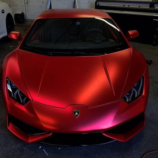 Lamborghini huracan wrapped in Satin Red Chrome. We are certified and fully insured. (201)527-0667. #apa @apaamerica @kingsofvinyl @metrorestyling owner @juan_zillaa #satinredchrome #customcars #lamborghini #ferrari #astonmartin #maserati #rangerover #audi #bmw #mercedes #lotus #bentley #rollsroyce #epic #instapic ##hiphop #music #model #mixtape #djs #playoffs #kicks #rolex #luxury #club #stephcurry #lebron #sport #gucci @wrappermapper @balleralert