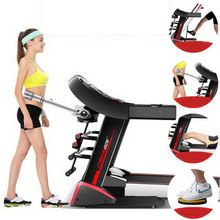 231226/ Multifunctional household Electric running machine / Fitness equipment/ Hydraulic folding/ 4.0HP motor/shock absorption //Price: $US $881.09 & Up to 18% Cashback on Orders. //     #gifts