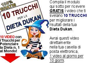 Trucchi Dukan