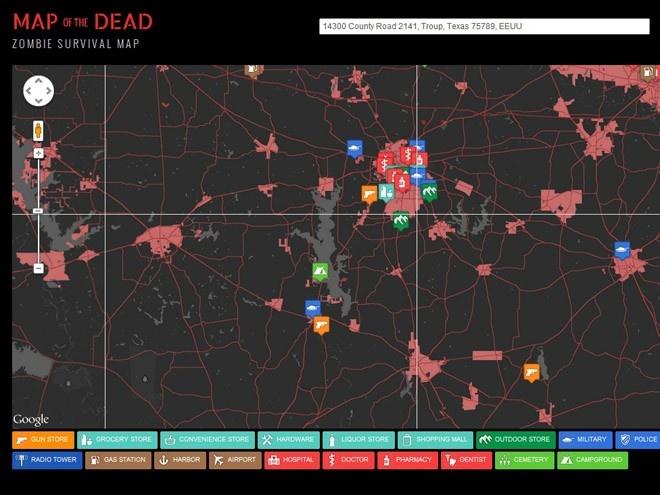 ¿Cómo sobrevivir a un ataque zombi en Bogotá?