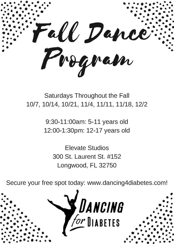 Dance Program – Dancing 4 Diabetes