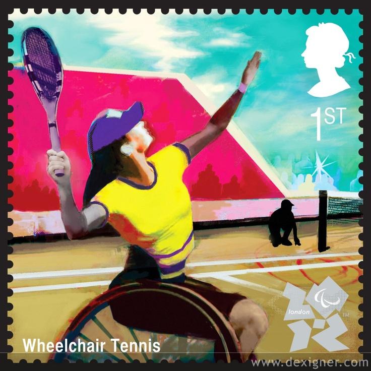 Wheelchair Tennis by David McConochie (3rd Series July 27, 2011)