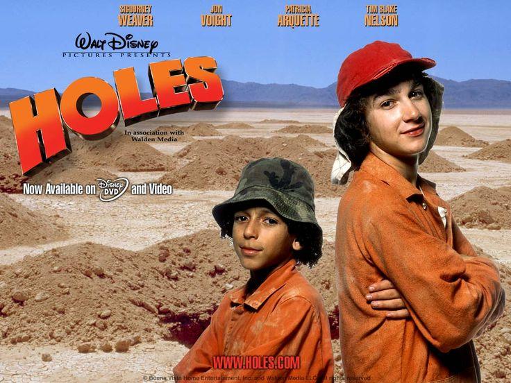 Holes Stanley Digging