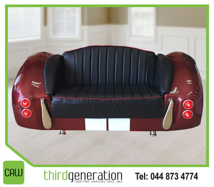 Get this stunning AC Cobra Sofa, designed and built with genuine handmade passion, down to the finest touches of quality and style. Available from #ThirdGenerationCAW. #Lifestyle #ACCobra
