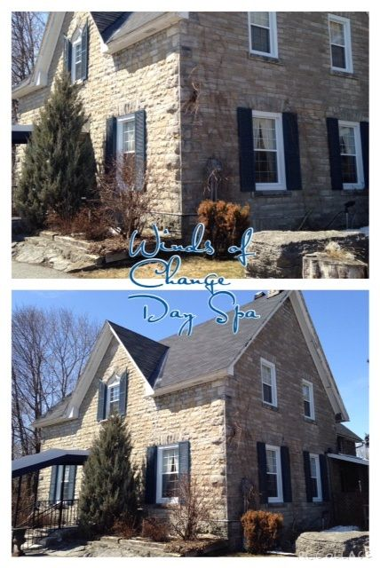 Winds of Change Day Spa April 2015