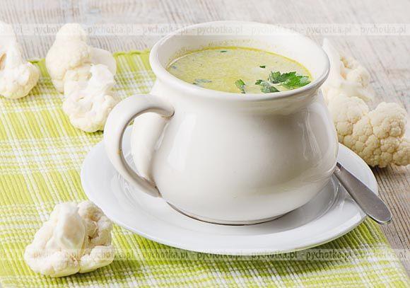 Zupa Z Kalafiorow