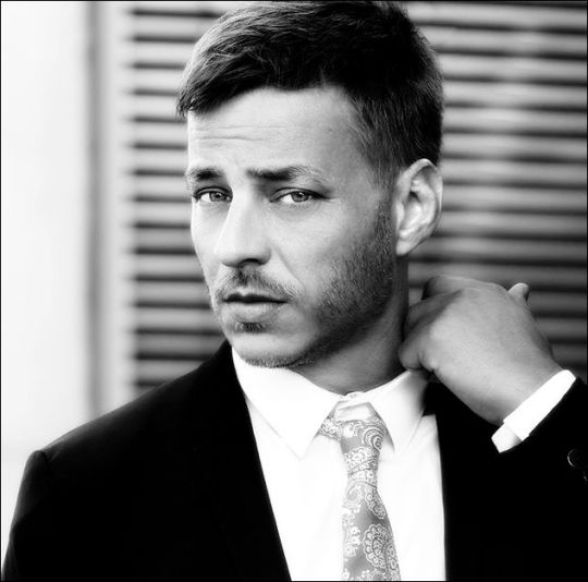 Tom Wlaschiha by PAUL PARTYZIMMER