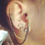 girl ear piercings types dzqj