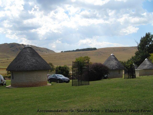 Accommodation at Elandskloof Trout Farm. http://www.accommodation-in-southafrica.co.za/Mpumalanga/Dullstroom/ElandskloofTroutFarm.aspx