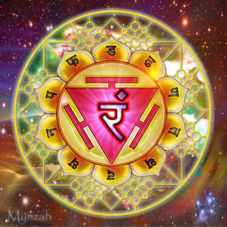 Love the symbolism of this chakra