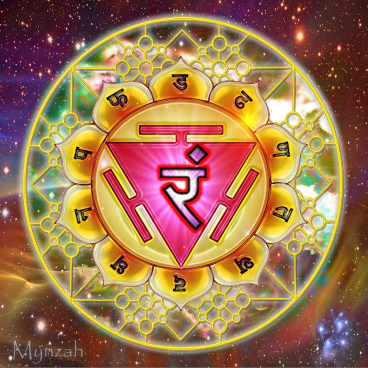 Love the symbolism of this chakra
