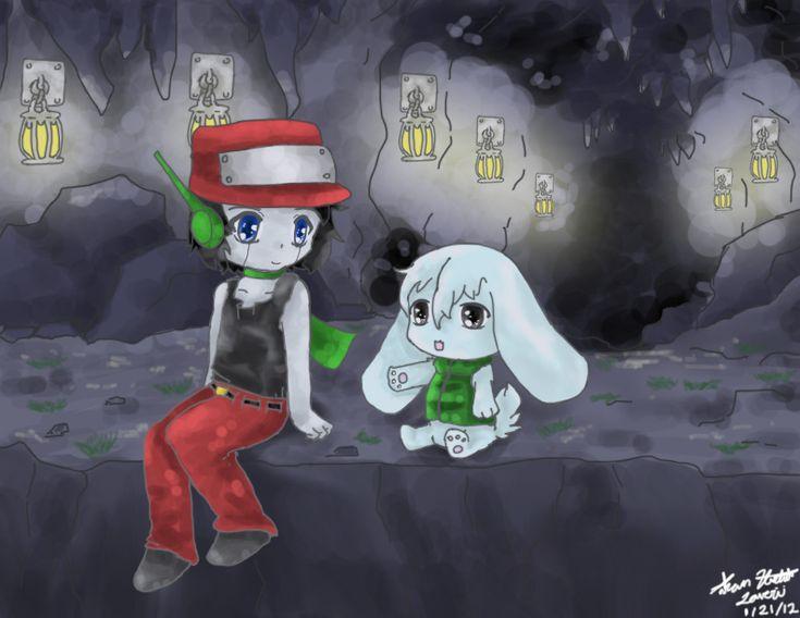 Cave Story by Opheris.deviantart.com on @DeviantArt