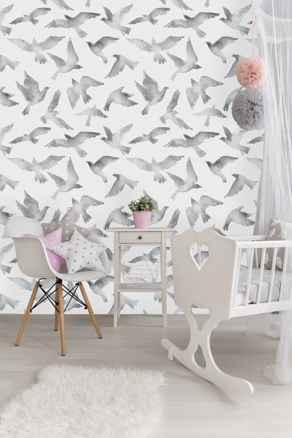 Removable Wallpaper Peel And Stick Wallpaper Self Adhesive Etsy Peel And Stick Wallpaper Removable Wallpaper Affordable Decor
