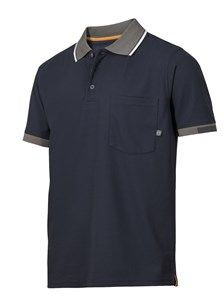 AllroundWork, 37.5® Tech SS Polo Shirt — Snickers Workwear