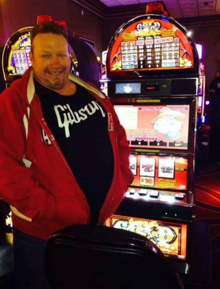 Carl won $40,450 on Crazy Bill's Gold Strike @WinStarWorld