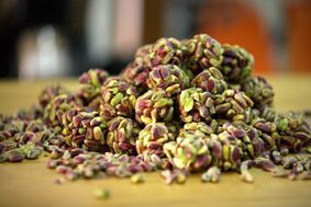 Fistikato (pistachio dessert) by Mourtzis shop