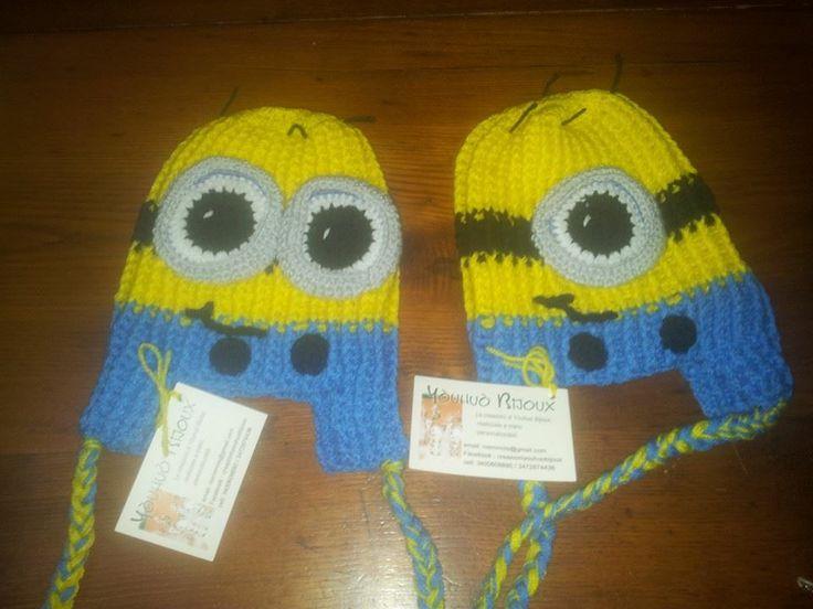 Minion - hat