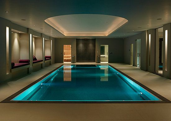1000 images about home spa inspiration on pinterest ab for Underground swimming pool