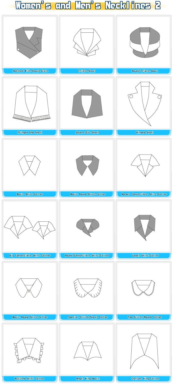 Design options-Women's and Men's Necklines 2-shirt-20101127