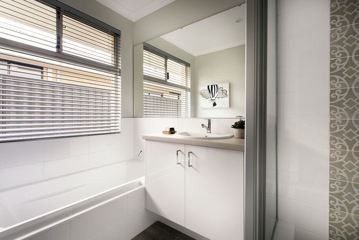 Bathroom - Homebuyers Centre Bohemian Display Home - Banjup, WA Australia