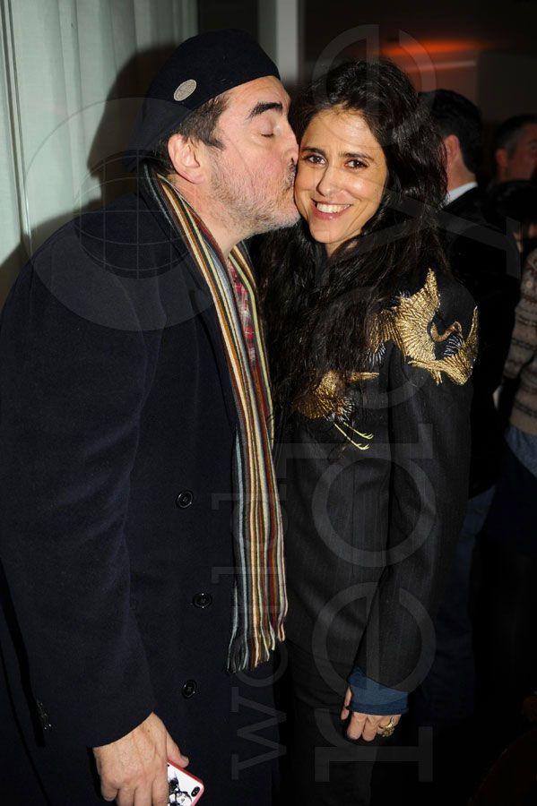 Alfred Molina and Francesca Gregorini   LA CONTESSA ...